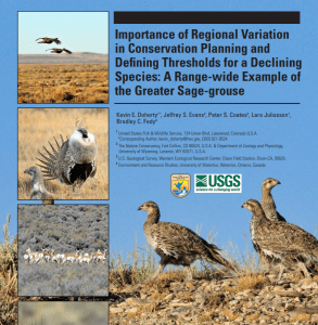 Importance of regional variation book cover
