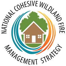 National Wildland Fire Mgmt Strategy logo